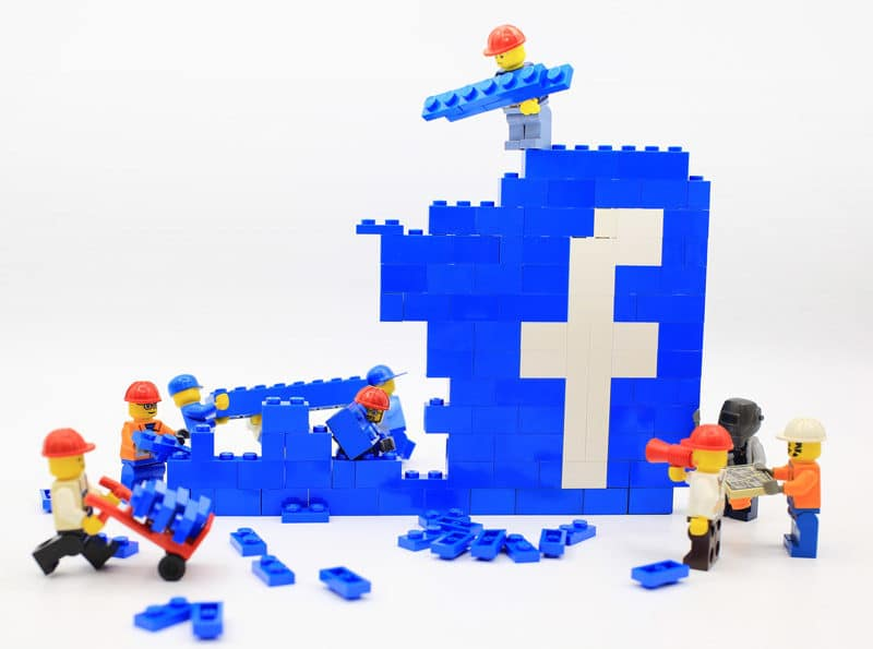 Jsme na sociálních sítích