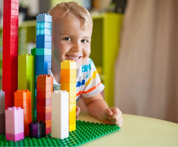 Kroužky pro děti předškolního věku
