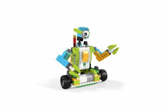 City full of Robots