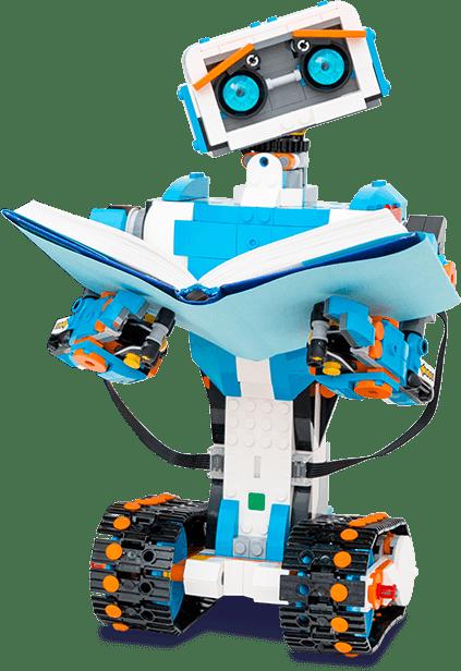 Robot z lega - Smart bricks