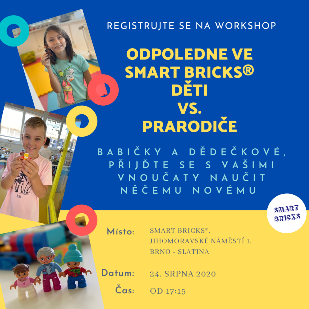 Workshop PRARODIČE VS. VNOUČATA !
