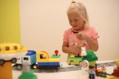 kroužek pro děti trip to Smart Bricks lana