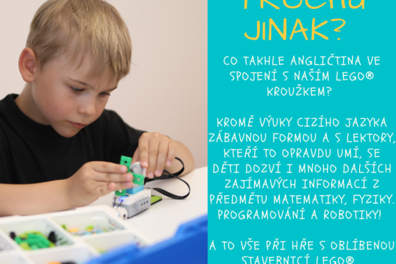Angličtina ve Smart Bricks®