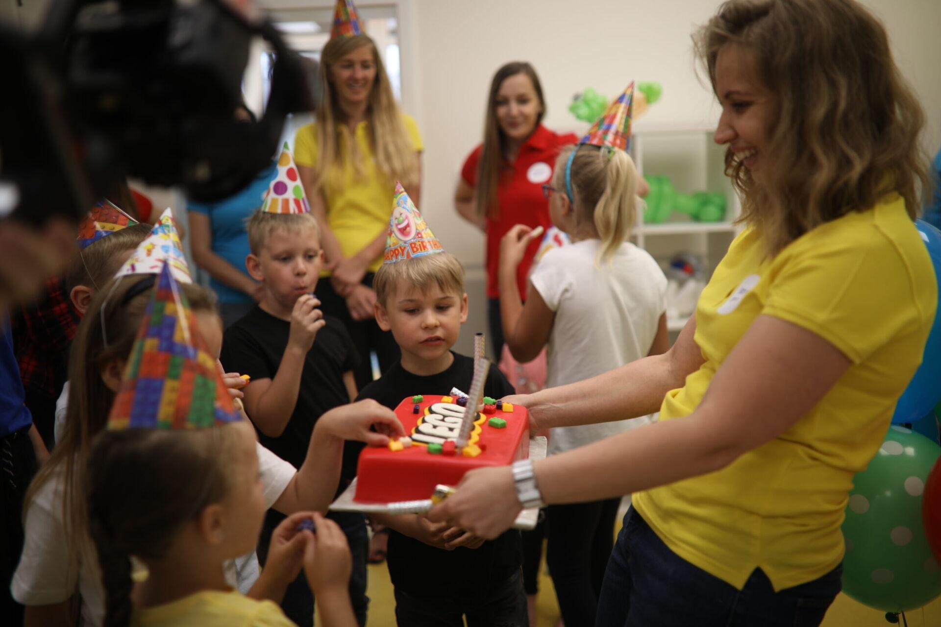 Birthday Party in Your Kindergarten