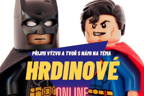 online lekce hrdinové