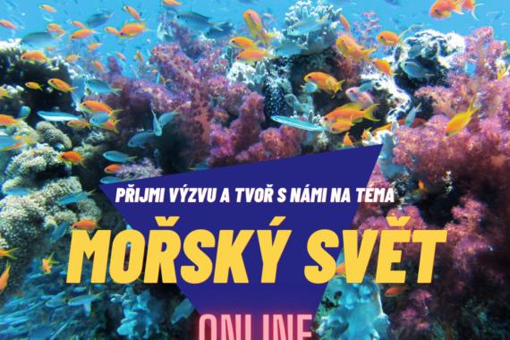 online lekce mořský svět